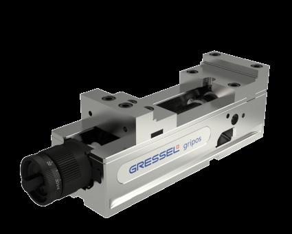 gripos-VS Maschinenschraubstock vergrösserte Spannweite